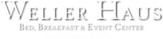 Weller Haus Bed, Breakfast & Event Center Logo