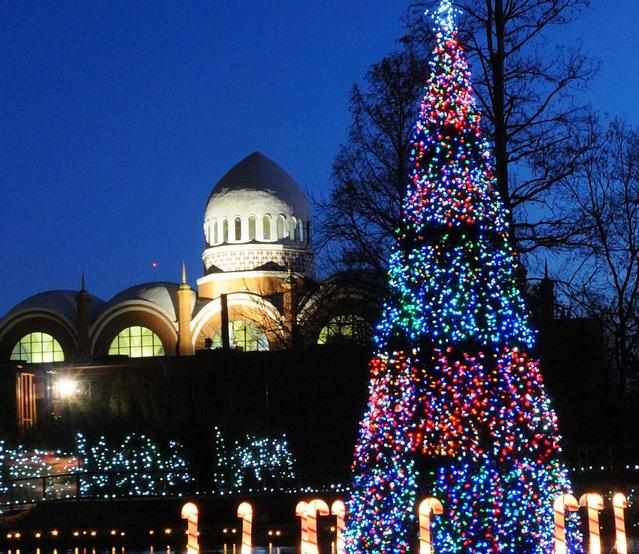 Cincinnati Zoo Festival Of Lights Now In It's 35th Year
